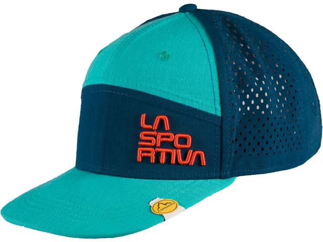 La Sportiva Traverse Päähine , sininen/turkoosi